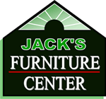 Jacks Furniture Center Logo